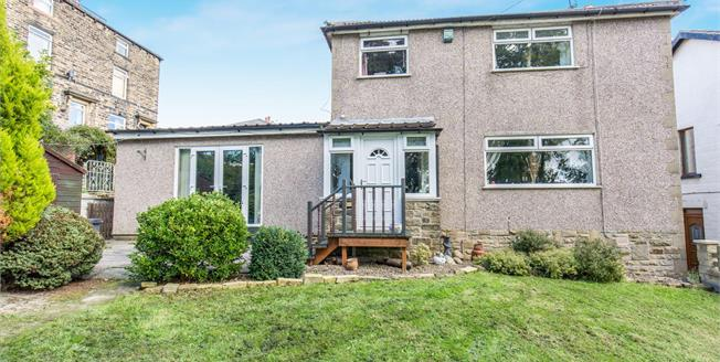 Offers in the region of £185,000, 3 Bedroom Detached House For Sale in Keighley, BD20