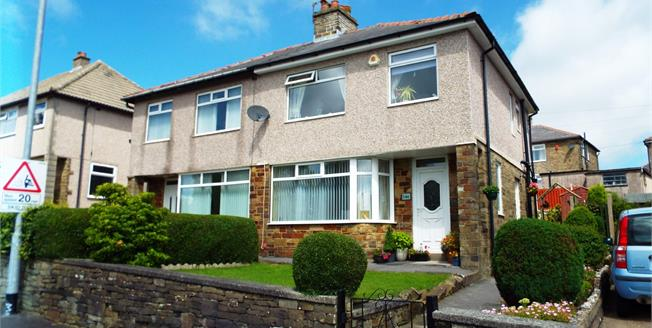 Offers Over £125,000, 3 Bedroom Semi Detached House For Sale in Halifax, HX2