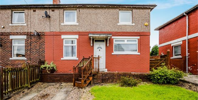 Offers Over £90,000, 3 Bedroom Semi Detached House For Sale in Bradford, BD6
