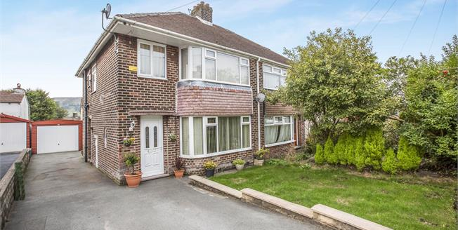 Asking Price £130,000, 3 Bedroom Semi Detached House For Sale in Halifax, HX3