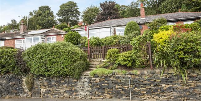 Offers in the region of £130,000, 2 Bedroom Bungalow For Sale in Sowerby Bridge, HX6