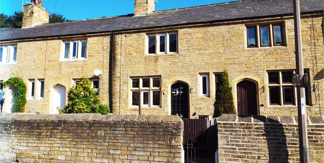Asking Price £120,000, 2 Bedroom Terraced House For Sale in Halifax, HX3