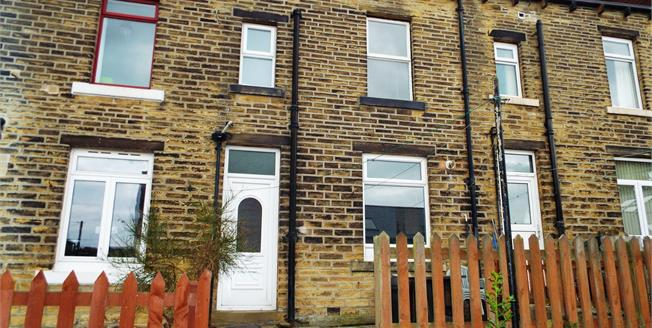 Offers Over £75,000, 3 Bedroom Terraced House For Sale in Halifax, HX1