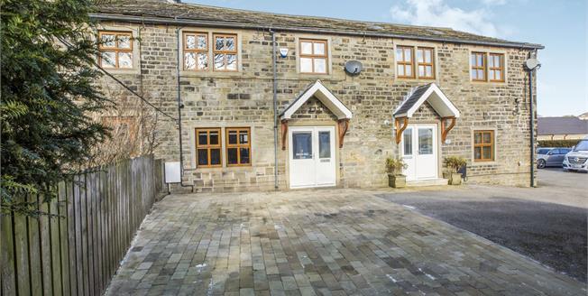 Offers Over £200,000, 3 Bedroom Terraced House For Sale in Denholme, BD13
