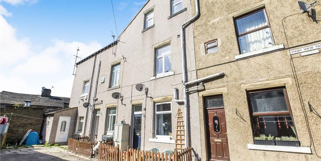 Offers Over £130,000, 4 Bedroom Terraced House For Sale in Brighouse, HD6