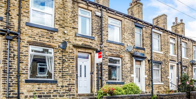 Offers in excess of £80,000, 2 Bedroom Terraced House For Sale in Halifax, HX2