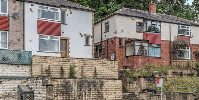 Offers Over £110,000, 3 Bedroom Semi Detached House For Sale in Brighouse, HD6
