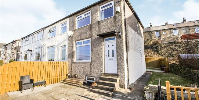 Offers Over £120,000, 3 Bedroom End of Terrace House For Sale in Halifax, HX2