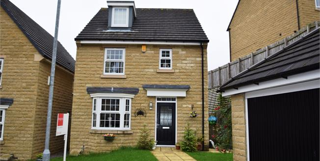 Offers Over £280,000, 4 Bedroom Detached House For Sale in Halifax, HX2