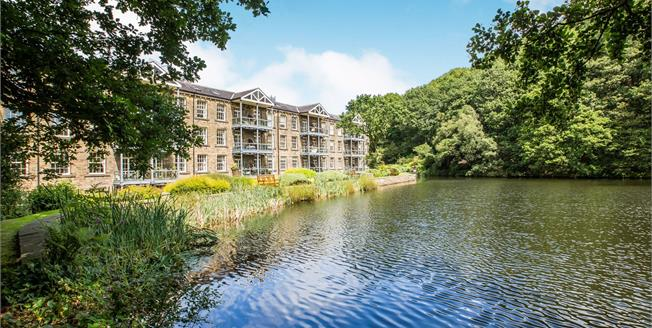 Offers Over £170,000, 2 Bedroom Flat For Sale in Barkisland, HX4
