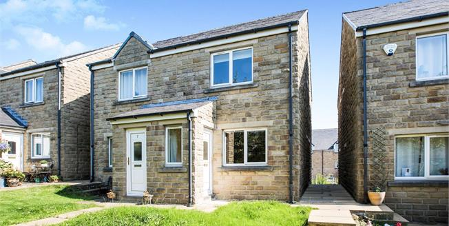 Offers Over £160,000, 2 Bedroom Semi Detached House For Sale in Northowram, HX3