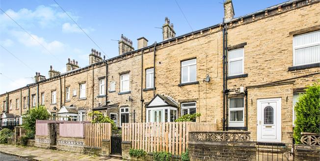 Asking Price £110,000, 2 Bedroom Terraced House For Sale in Halifax, HX1