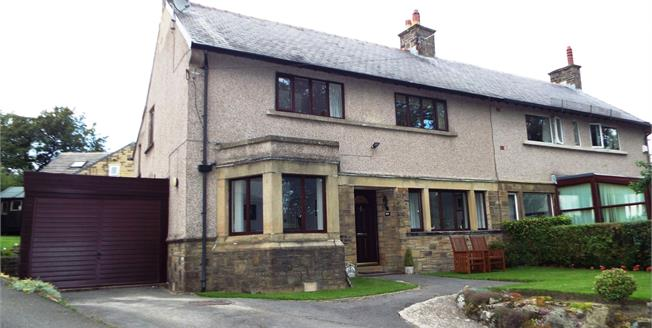 Asking Price £300,000, 4 Bedroom Semi Detached House For Sale in Halifax, HX2