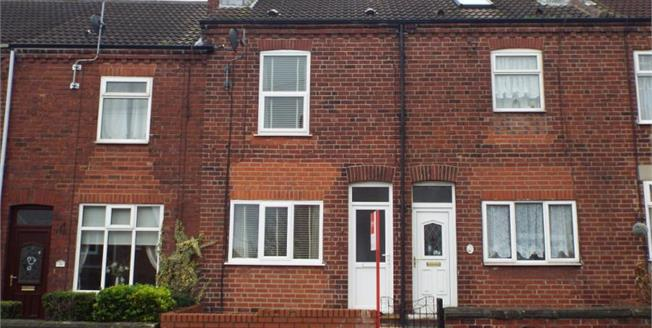 Offers in excess of £85,000, 2 Bedroom Terraced House For Sale in Normanton, WF6