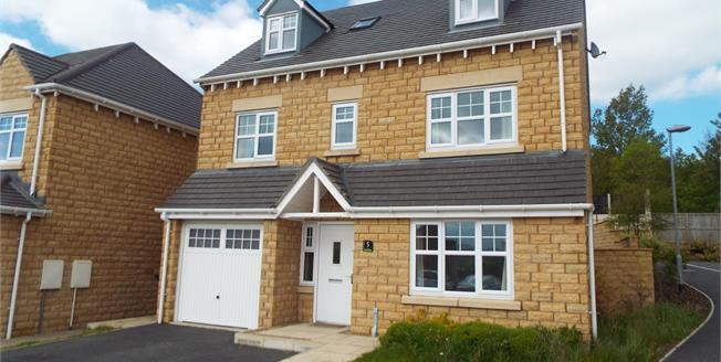 Asking Price £260,000, 5 Bedroom Detached House For Sale in Woolley Grange, S75