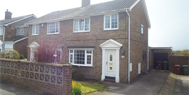 Offers in excess of £135,000, 3 Bedroom Semi Detached House For Sale in New Crofton, WF4