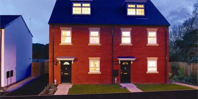 £179,995, 3 Bedroom Terraced House For Sale in Ackworth, WF7