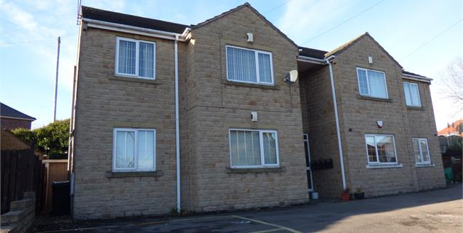 Offers in excess of £75,000, 2 Bedroom Flat For Sale in Hoyland, S74