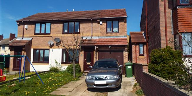 Offers in excess of £115,000, 4 Bedroom Semi Detached House For Sale in Upton, WF9