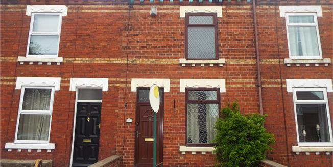 Offers in the region of £85,000, 2 Bedroom Terraced House For Sale in Castleford, WF10