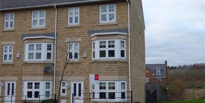 Offers in the region of £235,000, 4 Bedroom Semi Detached House For Sale in Woolley Grange, S75