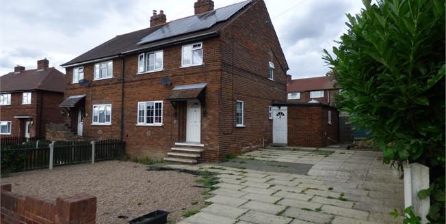 Offers in excess of £120,000, 2 Bedroom Semi Detached For Sale in Wakefield, WF4