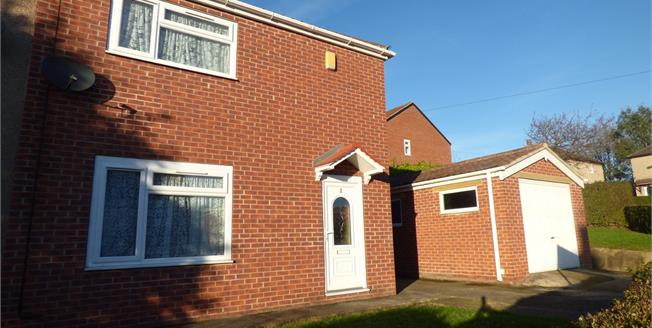 Asking Price £130,000, 2 Bedroom Semi Detached House For Sale in Stanley, WF3