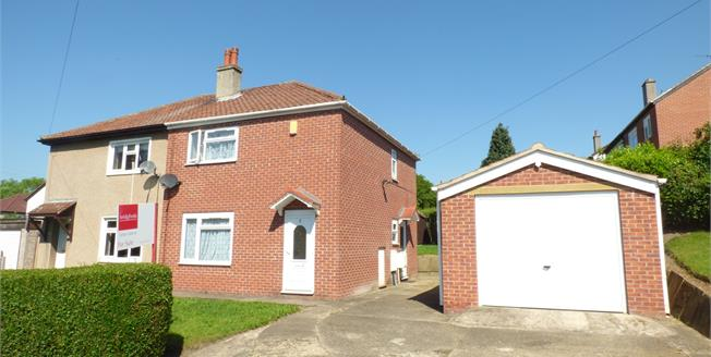 Guide Price £90,000, 2 Bedroom Semi Detached House For Sale in Stanley, WF3