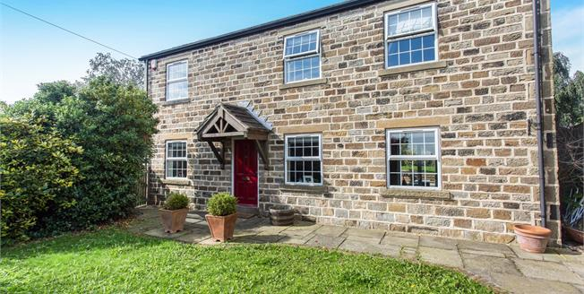 Offers in the region of £370,000, 4 Bedroom Detached House For Sale in Warmfield, WF1