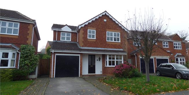 Offers in the region of £270,000, 4 Bedroom Detached For Sale in Sandal, WF2