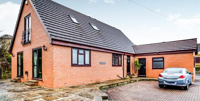 Offers Over £400,000, 5 Bedroom Detached House For Sale in Ossett, WF5