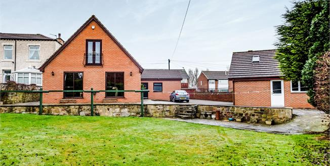Offers Over £380,000, 5 Bedroom Detached House For Sale in Ossett, WF5