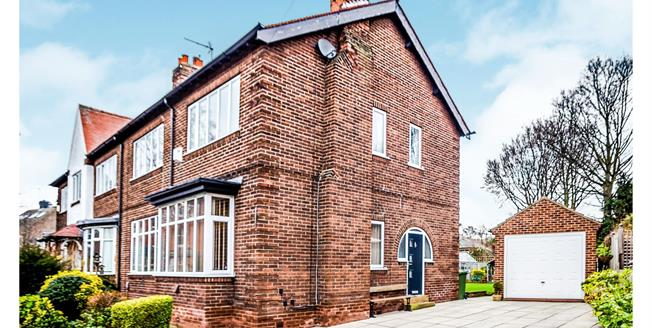 Offers Over £365,000, 4 Bedroom Semi Detached House For Sale in Wakefield, WF1
