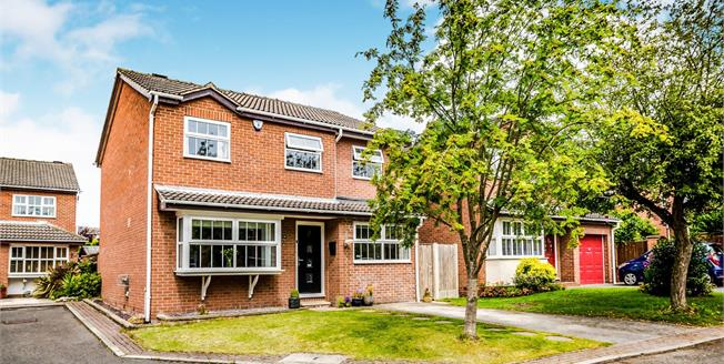 Offers Over £300,000, 4 Bedroom Detached House For Sale in Tingley, WF3