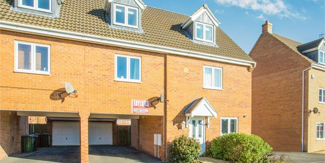 Offers in excess of £235,000, 4 Bedroom Semi Detached House For Sale in Hampton Hargate, PE7