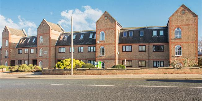 Offers in excess of £100,000, 2 Bedroom Flat For Sale in Peterborough, PE2