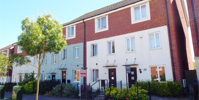 Offers in excess of £205,000, 4 Bedroom Terraced House For Sale in Hampton Vale, PE7