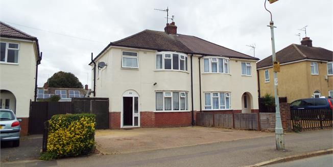 Asking Price £200,000, 3 Bedroom Semi Detached House For Sale in Peterborough, PE2