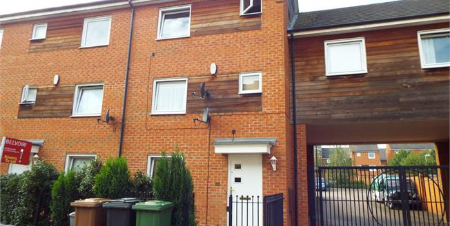 Offers in excess of £220,000, 4 Bedroom End of Terrace House For Sale in Hampton Centre, PE7