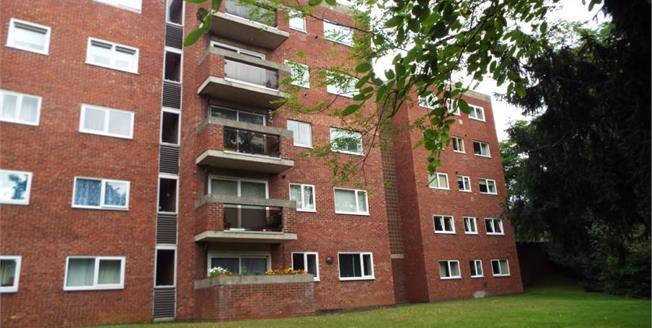 £125,000, 2 Bedroom Flat For Sale in Ipswich, IP4