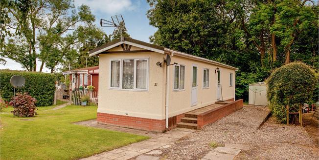 Offers in excess of £65,000, 2 Bedroom For Sale in Great Blakenham, IP6