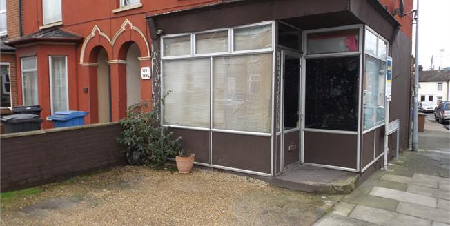 Guide Price £85,000, 1 Bedroom Maisonette For Sale in Ipswich, IP2