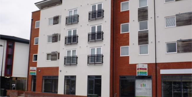 Offers Over £140,000, 2 Bedroom Flat For Sale in Ipswich, IP3