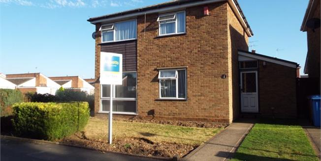 Offers in the region of £245,000, 3 Bedroom Detached House For Sale in Ipswich, IP2