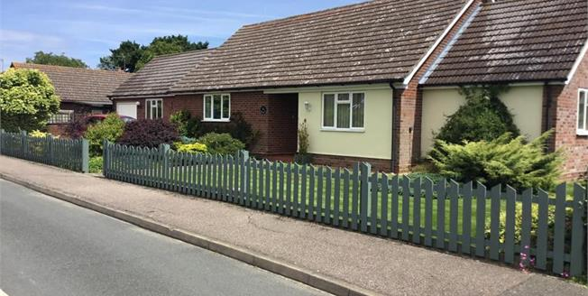 £450,000, 4 Bedroom Detached Bungalow For Sale in Stutton, IP9