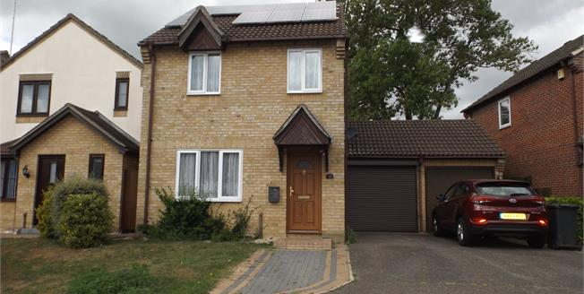 Offers in excess of £230,000, 3 Bedroom Detached House For Sale in Ipswich, IP8