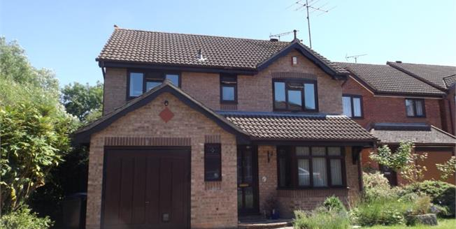 Offers in excess of £325,000, 4 Bedroom Detached House For Sale in Copdock, IP8