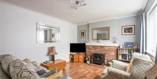 Asking Price £199,000, 3 Bedroom Semi Detached House For Sale in Ipswich, IP3
