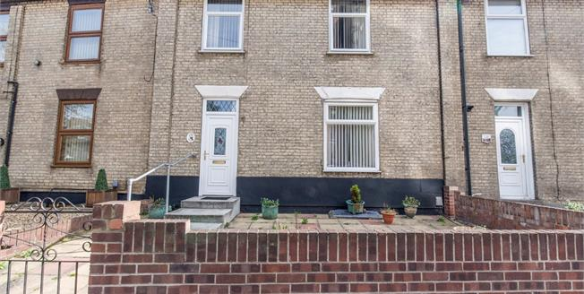 Asking Price £270,000, 3 Bedroom Terraced House For Sale in Ipswich, IP1