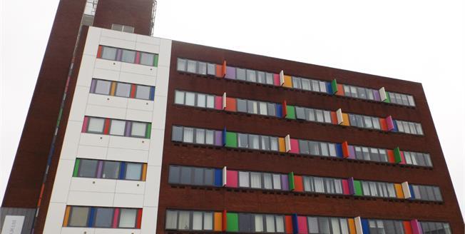 Asking Price £97,500, 2 Bedroom Flat For Sale in Ipswich, IP2